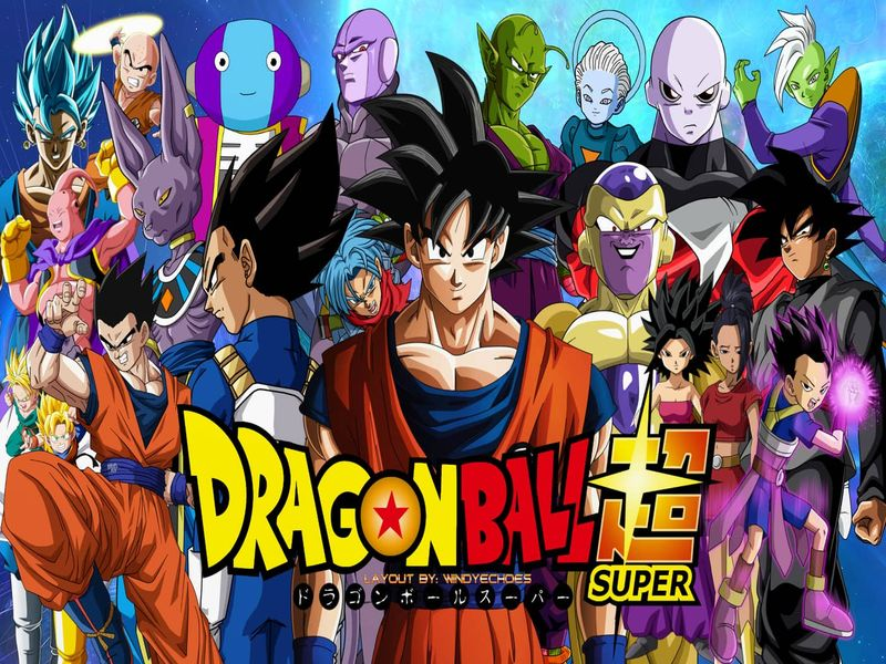 Dragon Ball Super | Toei Animation | Special Department