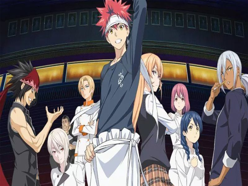 Food Wars | J.C. Staff