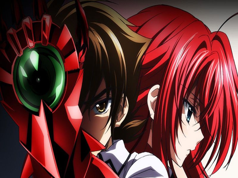 High School DxD | TNK | OtakuPort