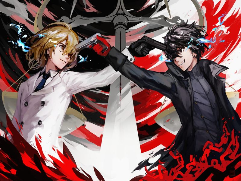 Persona 5 | A-1 Pictures | Anime | News | Trailer