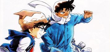 Detective Conan | Shogakukan | TMS Entertainment