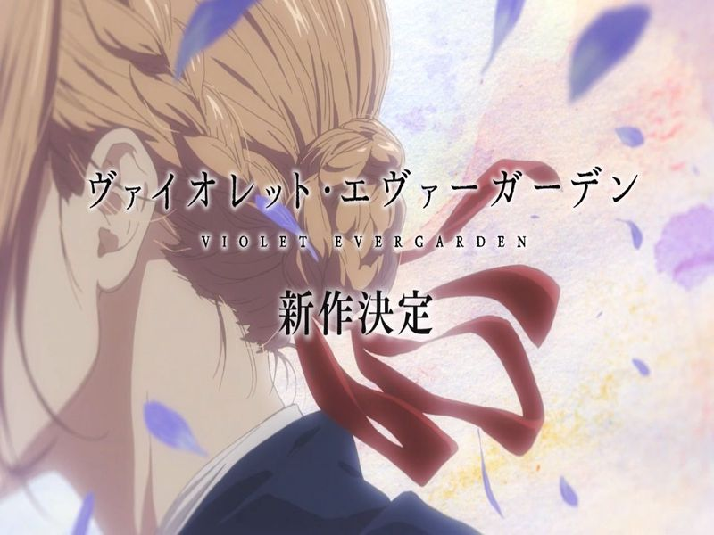Violet Evergarden | Kyoto Animation | Anime Project